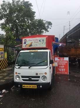 Food Van - Food truck - New Tata ace modified