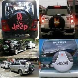 Cover/Sarung Ban serep Taruna Rush CRV Panther nego terios dodol garut