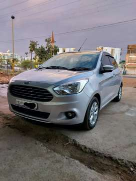 Ford Aspire 2018 Diesel 39000 Km Driven