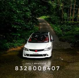 Honda civic modified ,exchange available8  3 2  8  00 8 4 call 07
