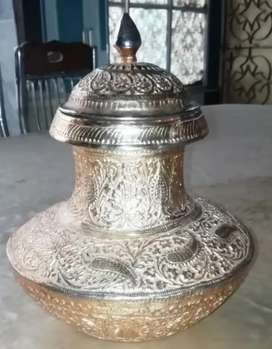 Gold plated Bronze Antique