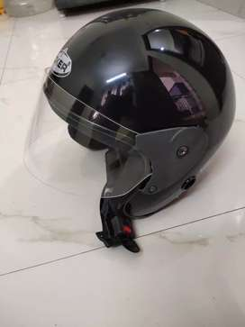 Helmet for bike and Scotty