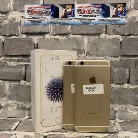 Iphone 6 32gb ibox fulset segel fulset