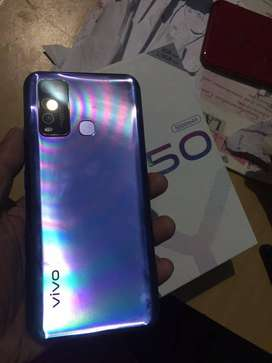 9 days old ViVo V50 (urgent sell)