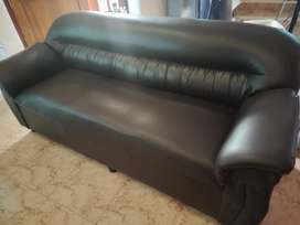 Rexine sofa