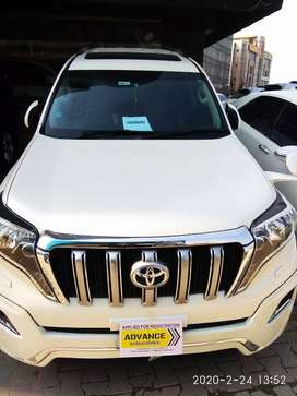 Toyota Prado TX Model 2014