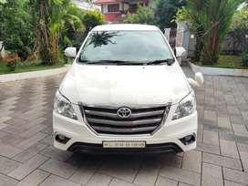 Toyota Innova 2.5 VX 7 STR BS-IV, 2014, Diesel