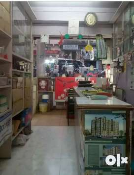 Want to sell my shop on rent