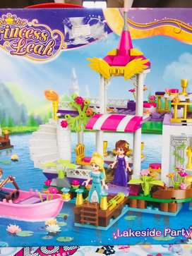 Mainan anak baru princess leah SIAP KIRIM2