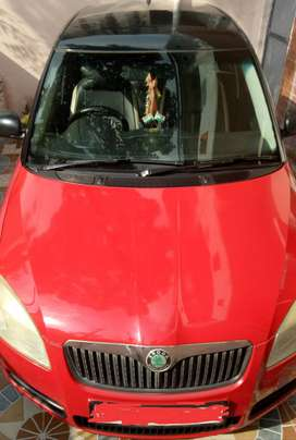 Skoda Fabia 2009 Petrol 61500 Km Driven,Well Maintained,good condition