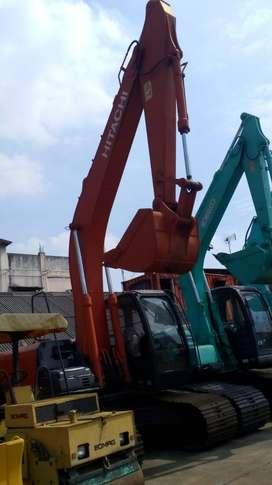 Jual Alat Berat Excavator Hitachi model ZX210F-5G tahun 2013