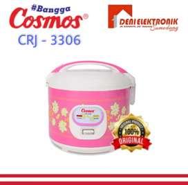 Cosmos CRJ-3306 Rice Cooker 1.8 Liter