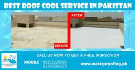 Roof Heat Proofing and Waterproofing Services in Karachi