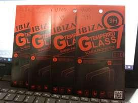 PROMO NIH-TEMPERED GLASS TG IBIZA BENING ANTI GORES C15 A33 V5 Y81