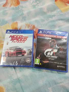 PLAY STATION 4 GAMES