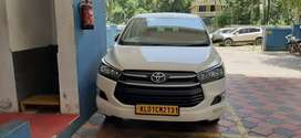 Innova Crysta (taxi registration) for monthly rent