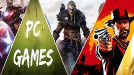 10 PC Games at Rs500 - Delivery available with Games External Harddisk