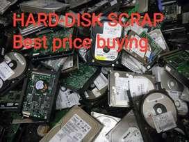 Hard Disk scrap