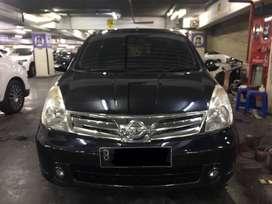 Km 70rban Grand Livina Tipe Ultimate AT Matic Hitam Thn 2011 Facelift