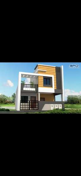 Plots and ready made house for sell