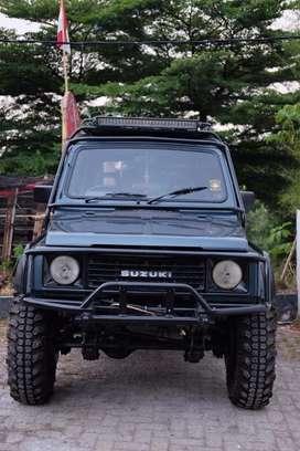 Banyak bonus Suzuki katana gx '93