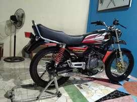 Yamaha rx king 92 upgrade 2007
