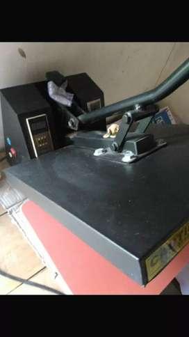 mesin press sablon