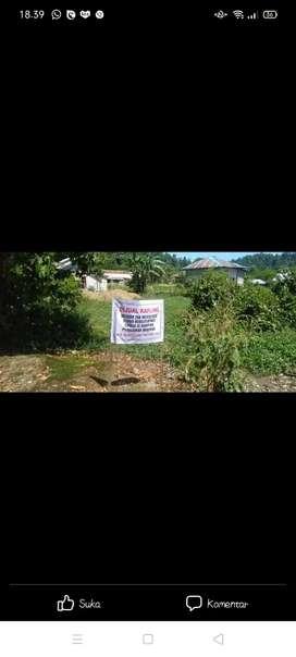 Tanah Bersertifikat, Luas Tanah 750 meter persegi bisa nego dikit