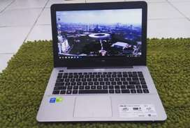 NEGO Laptop Gaming Asus A455L Intel Core i3 Haswell Bukan Acer Rog