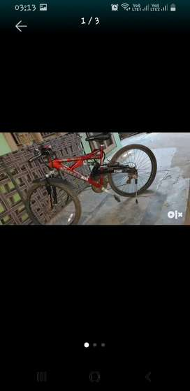 Gear bicycle good condition
