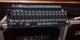 DIJUAL MiXER SOUNDCRAFT FX 16ii (16 channel)  BONUS MIC WIRELESS!!