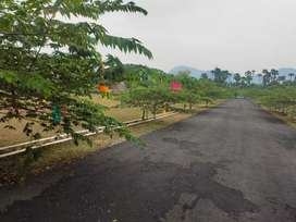 Fully developed DTCP approved Housing plots at venkanapalem junction