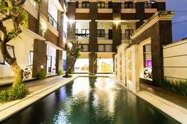 Apartment tipe mezzanine pusat kota denpasar