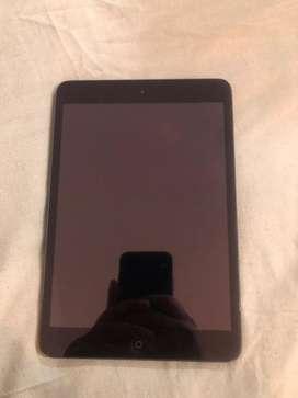 Ipad mini 16gb wifi +cellular