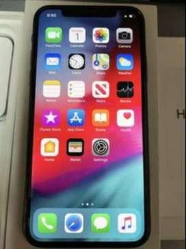 Refurbished Apple I Phone x & 128gb With Bill box and Warranty on cod.