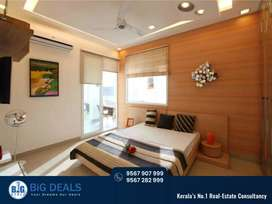 Fully-Furnished Studio Flat for Sale at Guruvayur, Thrissur.