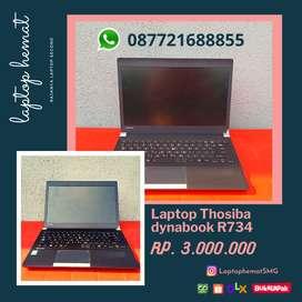 Laptop Core i5 Gen 4 Toshiba Dynabook R734