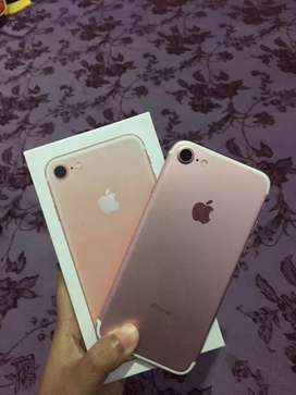 iphone 7 256gb fullset like new ex perempuan