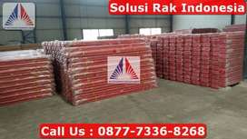 Pabrik RAK GUDANG SHELVING Medium Duty DACHANG Harga Pabrik