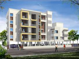 Spacious 2 BHK in Brilliance at Ravet at 51.50 Lac (all inclusive)