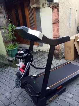 Treadmill i5 fitur lengkap siap kirim gratis