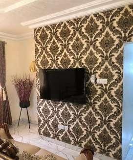 Wallpapers pesona dinding elegant Wallpaper premium