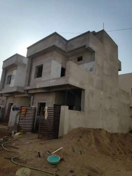 2Bhk houses for sale at Near On Road Indu It school