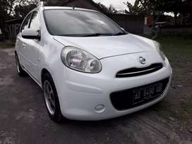 Nissan March xs automatic th 2011 Plat AD mulus