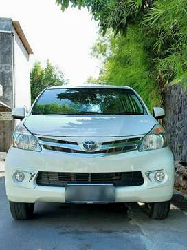 TOYOTA ALL NEW AVANZA  1.3 G Manual, TH 2012, Plat AB