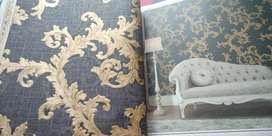 Wallpaper dinding murah parkit lsc Medan