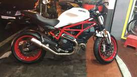 Ducati Monster 797 2018model