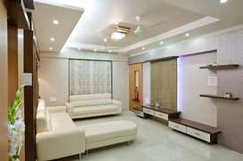 3 BHK fully furnished flat for rent