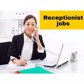 Receptionist||office assistant||front office executive