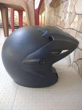 600/-Rs motorcycle helmet(Vega)